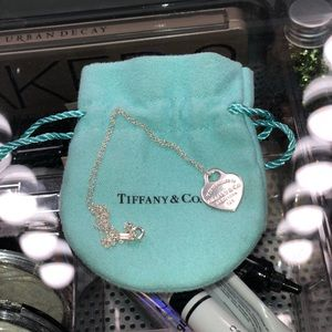 Silver Tiffany & Co. Necklace